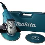 Makita GA9020RFK3 Winkelschleifer im Koffer inkl. 2 Diamantscheiben 230 mm - 1