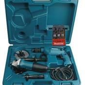 Makita DK1185 Set (Schlagbohrmaschine + Winkelschleifer) - 1