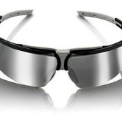 Verspiegelte Arbeitsschutzbrille