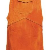 Portwest SW10 Schweißerschürze aus Leder einheitsgröße hautfarben - 1