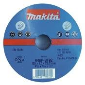 Makita Trennscheibe 125x1mm Metall 10er Pack P-35477-10 - 1
