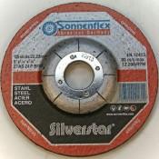 Schruppscheiben 125 mm x 6 mm Metall, 10 Stück - 1