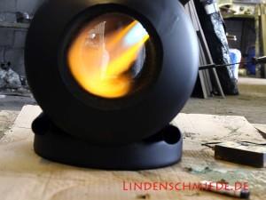 Gasees 11KG Brenntest